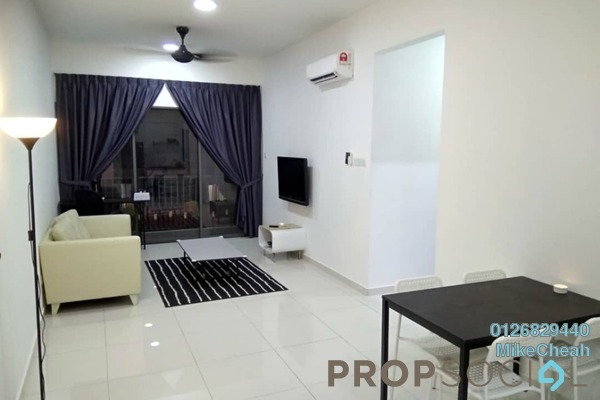 For Rent Condominium at Seasons Garden Residences, Wangsa Maju Freehold Fully Furnished 3R/2B 2k
