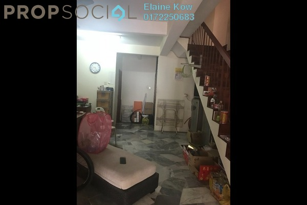For Sale Terrace at Taman Wawasan, Pusat Bandar Puchong Freehold Semi Furnished 4R/3B 578k