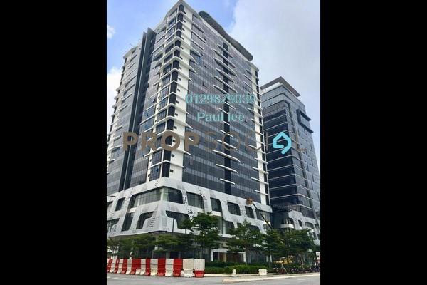 For Sale Condominium at Aurora Sovo, Bukit Jalil Freehold Semi Furnished 1R/1B 570k
