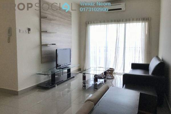 For Sale Condominium at OUG Parklane, Old Klang Road Freehold Fully Furnished 3R/2B 450k