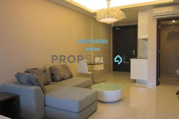 For Sale Serviced Residence at Chelsea, Sri Hartamas Freehold Fully Furnished 0R/0B 410k