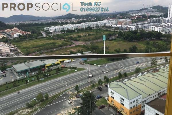 For Sale Condominium at Zeva, Bandar Putra Permai Freehold Semi Furnished 2R/2B 450k