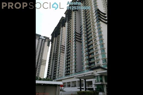 For Sale Condominium at Kiara Residence 2, Bukit Jalil Freehold Unfurnished 0R/0B 644k