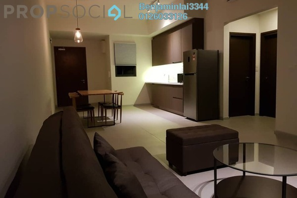 For Rent Serviced Residence at Biji Living, Petaling Jaya Freehold Fully Furnished 1R/1B 2.3k