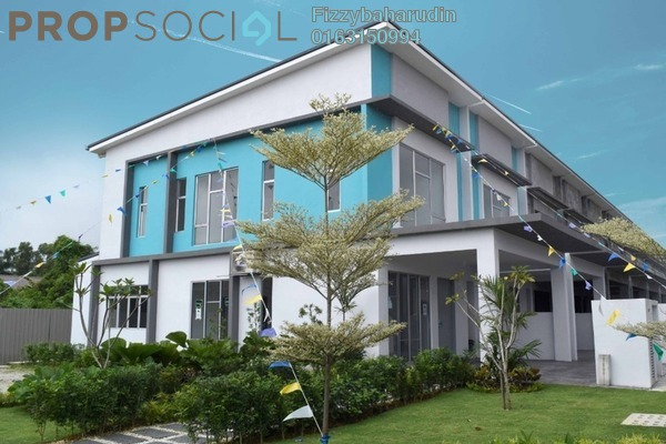 For Sale Terrace at Taman Impian Sutera 3, Shah Alam Freehold Unfurnished 4R/3B 577k