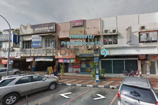 For Sale Shop at Lucky Garden, Bangsar Freehold Unfurnished 0R/0B 4.5m