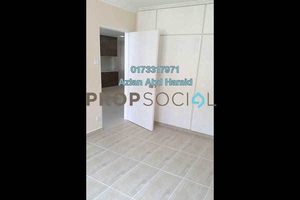 For Sale Apartment at Rampai Court, Setapak Freehold Unfurnished 2R/1B 320k