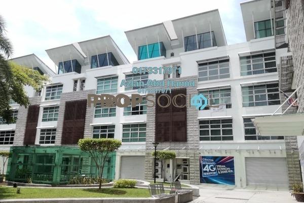 For Sale Shop at Laman Seri, Shah Alam Freehold Unfurnished 0R/0B 3.8m