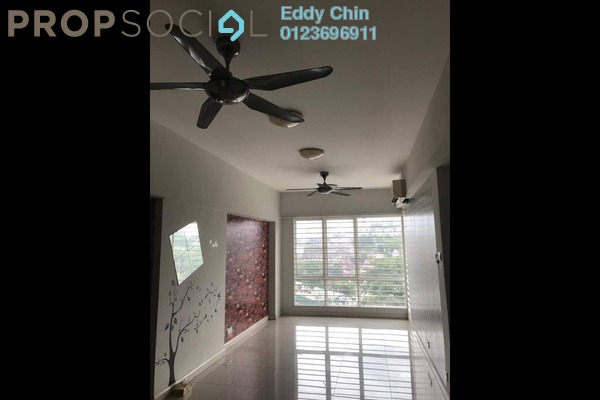 For Rent Condominium at Tiara Mutiara, Old Klang Road Freehold Semi Furnished 3R/2B 1.5k