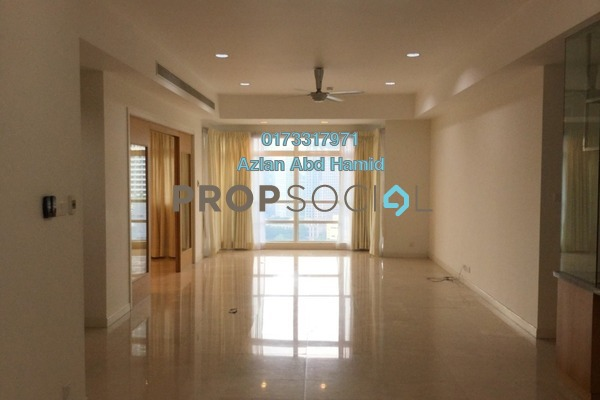 For Sale Condominium at Binjai Residency, KLCC Freehold Semi Furnished 3R/4B 2.32m