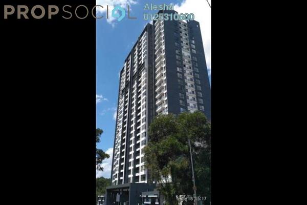 For Sale Condominium at Suria Residen, Batu 9 Cheras Freehold Unfurnished 0R/0B 459k