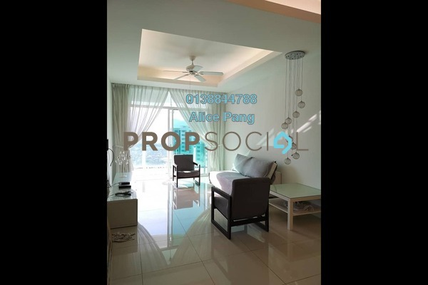 For Rent Condominium at The Oasis, Gelugor Freehold Fully Furnished 3R/2B 1.7k