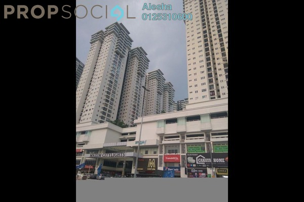For Sale Serviced Residence at Maxim Citilights, Sentul Freehold Unfurnished 0R/0B 256k