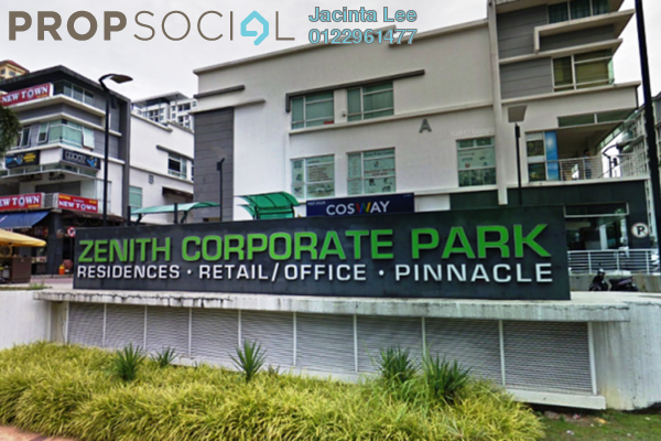 For Sale Shop at Zenith Corporate Park, Kelana Jaya Freehold Unfurnished 0R/2B 527k
