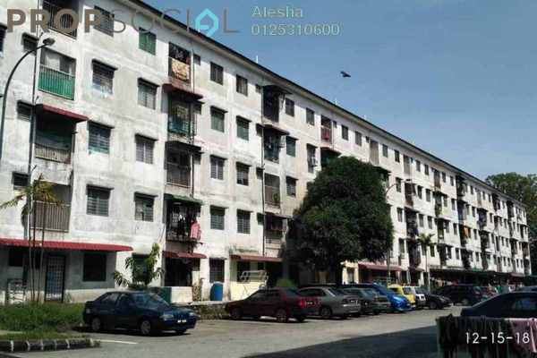 For Sale Apartment at Bandar Country Homes, Rawang Freehold Unfurnished 0R/0B 65k