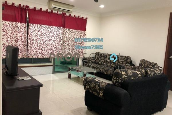 For Rent Serviced Residence at Saujana Residency, Subang Jaya Freehold Semi Furnished 3R/2B 3.3k