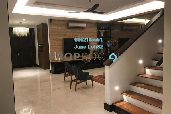 For Sale Semi-Detached at Valencia, Sungai Buloh Freehold Fully Furnished 6R/6B 3.5m