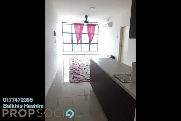 For Rent Serviced Residence at Vista Alam, Shah Alam Freehold Semi Furnished 2R/2B 1.45k