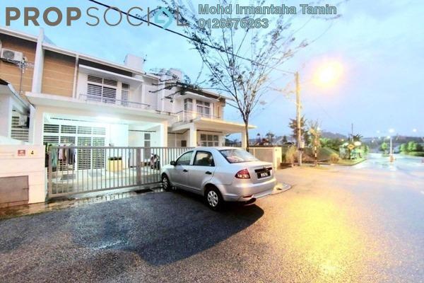 For Sale Terrace at Tamu Hill Park, Batang Kali Freehold Unfurnished 4R/3B 420k
