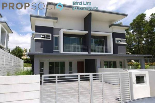 For Sale Semi-Detached at Taman Bukit Mewah, Kajang Freehold Unfurnished 5R/3B 1.18m