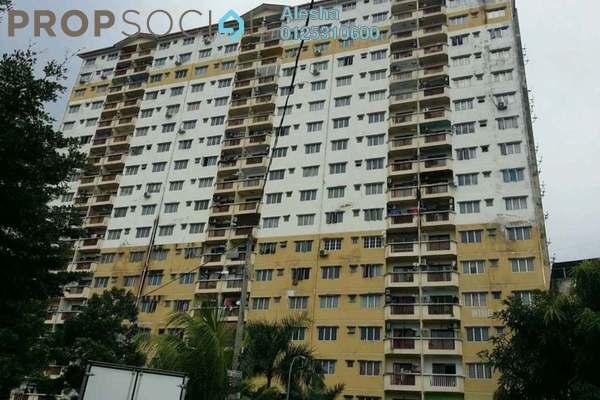 For Sale Apartment at Laksamana Puri, Batu Caves Leasehold Unfurnished 0R/0B 250k
