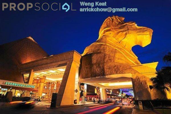 For Sale Condominium at Verando Residence, Petaling Jaya Leasehold Semi Furnished 3R/2B 460k