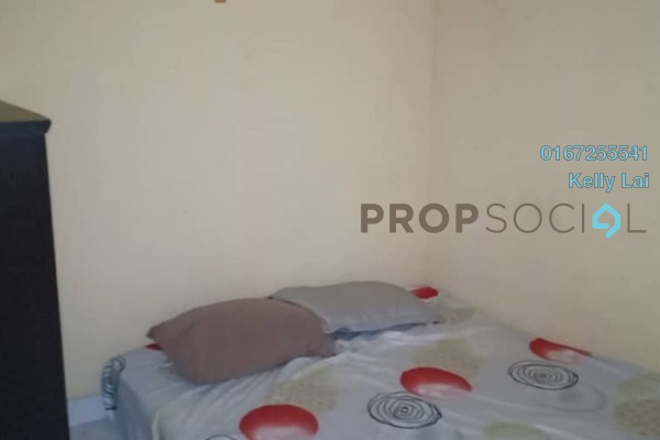 For Sale Apartment at Aman Dua, Kepong Freehold Semi Furnished 3R/2B 295k