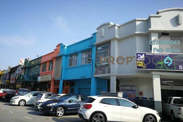 For Rent Shop at Seksyen 4, Bandar Baru Bangi Freehold Fully Furnished 2R/4B 3.8k