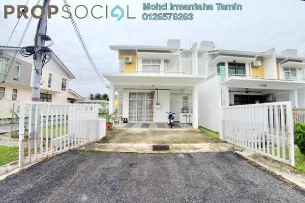 For Sale Terrace at Tamu Hill Park, Batang Kali Freehold Semi Furnished 4R/3B 540k