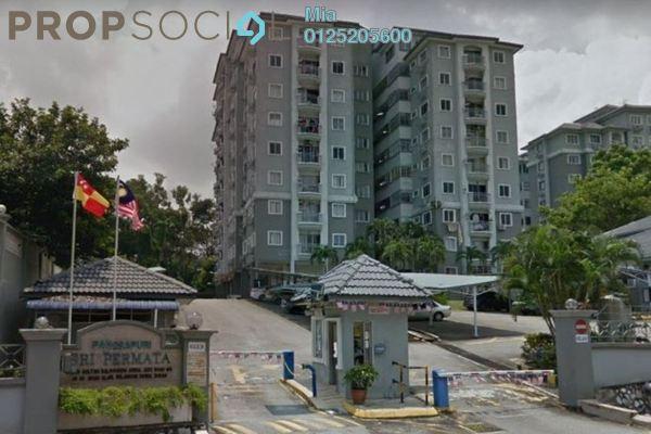For Sale Condominium at Sri Permata, Shah Alam Freehold Unfurnished 0R/0B 380k