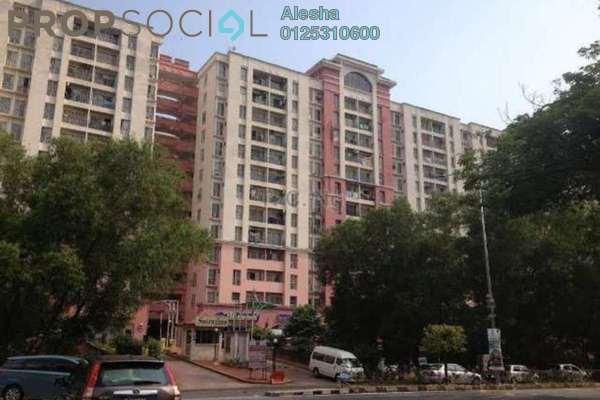 For Sale Apartment at Sutramas, Bandar Puchong Jaya Freehold Unfurnished 0R/0B 280k