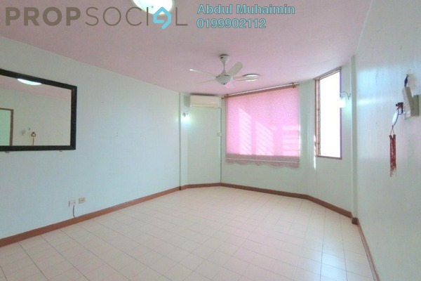 For Rent Apartment at Rampai Court, Setapak Freehold Semi Furnished 2R/1B 1k