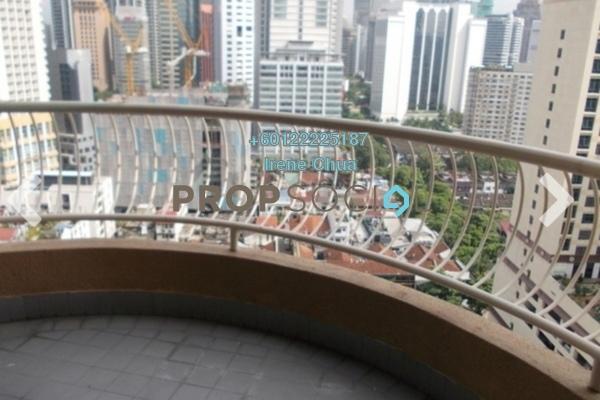 For Sale Condominium at Mutiara Villa, Bukit Ceylon Freehold Fully Furnished 2R/2B 710k