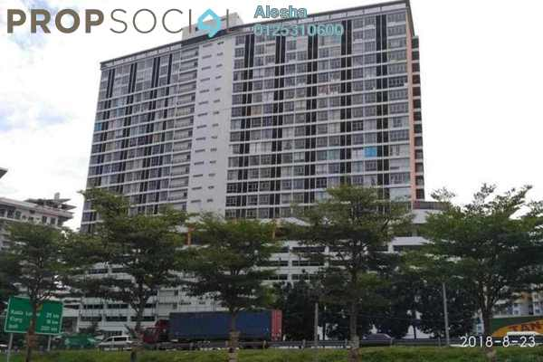 For Sale Office at Avenue Crest, Shah Alam Freehold Unfurnished 0R/0B 202k