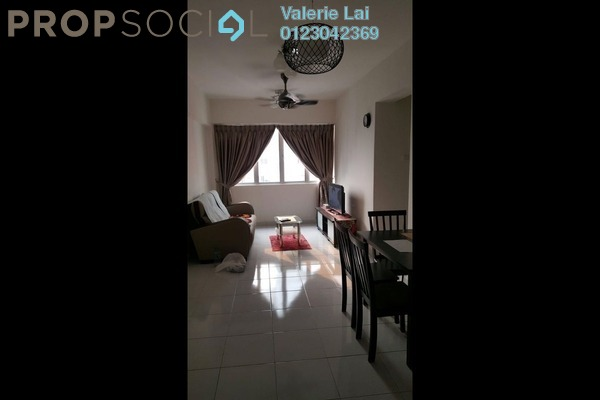 For Rent Serviced Residence at Main Place Residence, UEP Subang Jaya Freehold Fully Furnished 2R/1B 1.55k