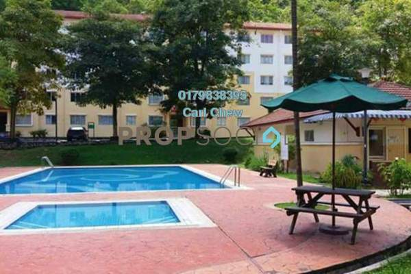 For Sale Apartment at Sri Penaga Apartment, Pusat Bandar Puchong Freehold Semi Furnished 3R/2B 330k