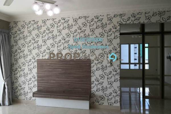 For Sale Condominium at Riana Green East, Wangsa Maju Freehold Unfurnished 3R/3B 880k