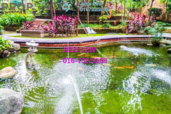 For Rent Condominium at Kampung Warisan, Setiawangsa Freehold Fully Furnished 3R/2B 3.8k