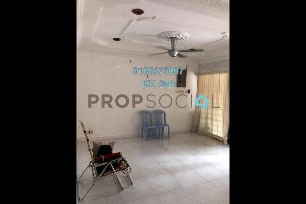 For Sale Terrace at Taman Teluk Pulai, Klang Freehold Semi Furnished 4R/3B 455k