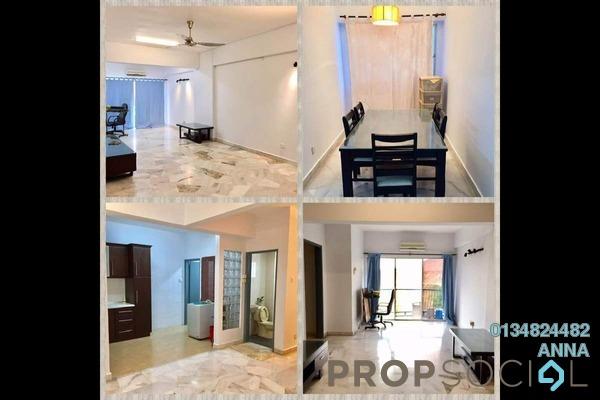For Rent Condominium at Awana Puri, Cheras Freehold Semi Furnished 2R/2B 1.45k