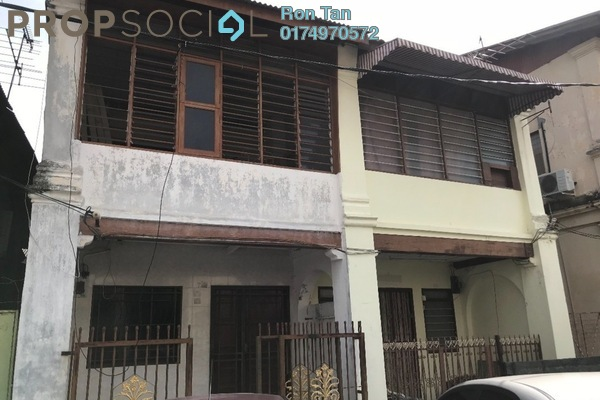For Sale Terrace at Jalan Dinding, Georgetown Freehold Unfurnished 6R/4B 3.6m