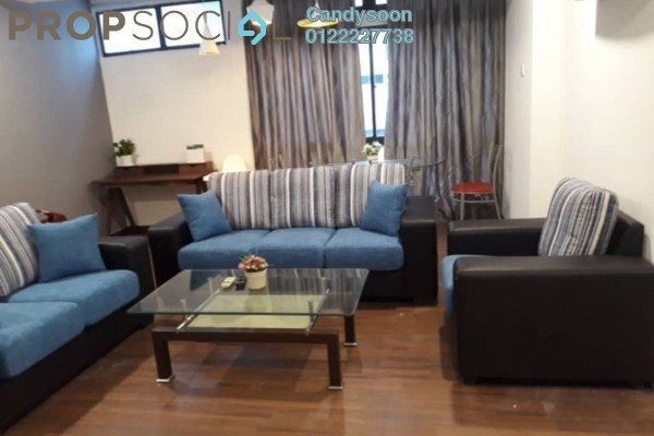 For Rent Condominium at Fahrenheit 88, Bukit Bintang Freehold Fully Furnished 2R/2B 3.5k