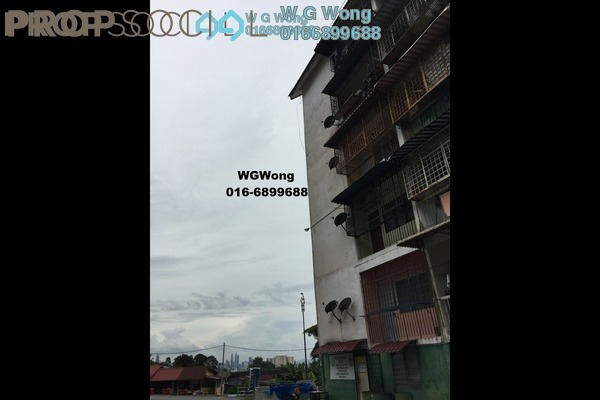 For Sale Apartment at Ampang Jaya, Ampang Leasehold Fully Furnished 2R/1B 98k