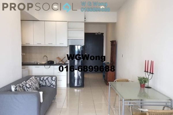 For Rent Serviced Residence at Tropicana City Tropics, Petaling Jaya Freehold Fully Furnished 2R/2B 2k