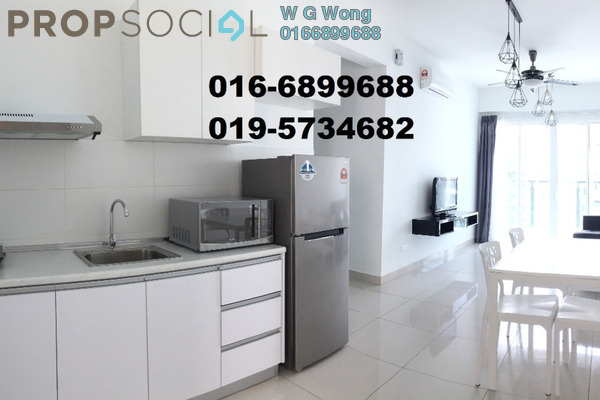 For Rent Condominium at Penang World City, Batu Uban Freehold Fully Furnished 3R/2B 1.85k