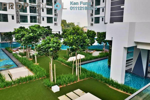 For Sale Condominium at Trinity Aquata, Sungai Besi Freehold Unfurnished 3R/2B 800k