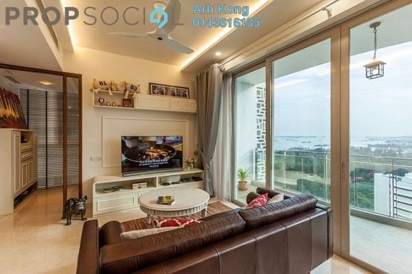 For Sale Condominium at Horizon Suites Site, Dengkil Freehold Semi Furnished 2R/2B 270k