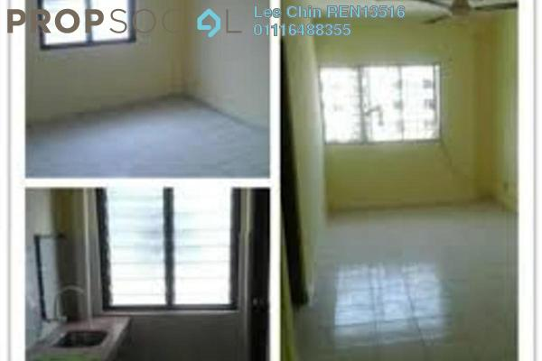 For Sale Terrace at Bandar Damai Perdana, Cheras South Freehold Unfurnished 4R/3B 528k