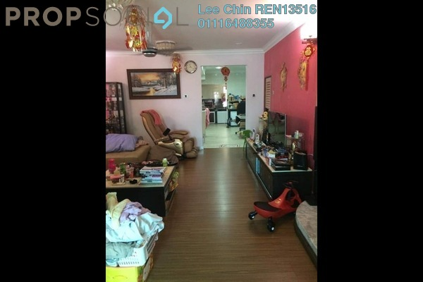 For Sale Terrace at Bandar Damai Perdana, Cheras South Freehold Semi Furnished 3R/3B 998k