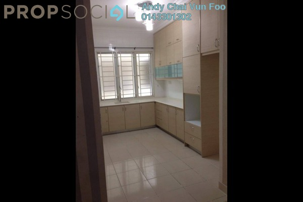 For Sale Condominium at Platinum Hill PV3, Setapak Freehold Semi Furnished 4R/2B 630k
